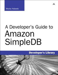 A Developer's Guide to Amazon SimpleDB (Paperback)-cover
