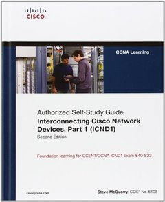 Cisco CCENT Mind Share Game and Interconnecting Cisco Network Devices, Part 1 (ICND1) Bundle (Paperback)-cover