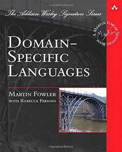 Domain-Specific Languages (Hardcover)-cover