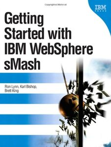 Getting Started with IBM WebSphere sMash (Hardcover)-cover