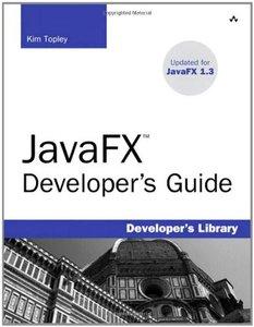 JavaFX Developer's Guide (Paperback)