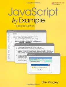 JavaScript by Example, 2/e (Paperback)-cover