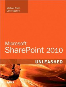 Microsoft SharePoint 2010 Unleashed (Paperback)-cover