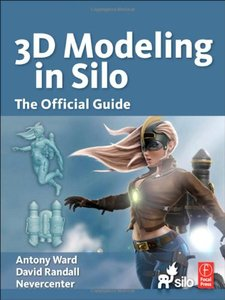 3D Modeling in Silo: The Official Guide (Paperback)-cover