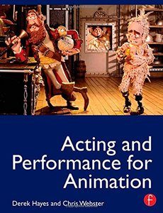 Acting and Performance for Animation-cover
