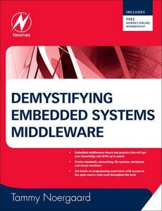 Demystifying Embedded Systems Middleware (Hardcover)-cover