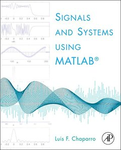 Signals and Systems using MATLAB (Hardcover)-cover