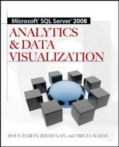 Microsoft SQL Server 2008 R2 Analytics & Data Visualization (Paperback)-cover