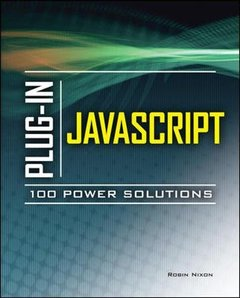 Plug-In JavaScript 100 Power Solutions (Paperback)-cover