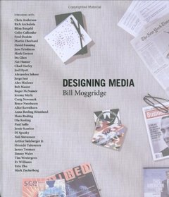 Designing Media (Hardcover)-cover