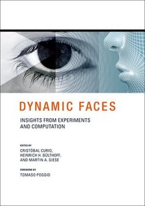 Dynamic Faces: Insights from Experiments and Computation (Hardcover)-cover