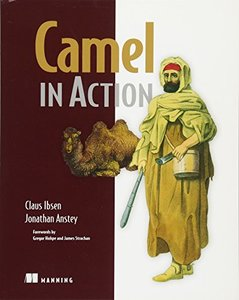 Camel in Action (Paperback)-cover