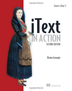 iText in Action, 2/e (Paperback)-cover