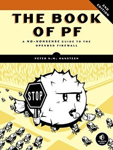 The Book of PF : A No-Nonsense Guide to the OpenBSD Firewall, 2/e (Paperback)-cover