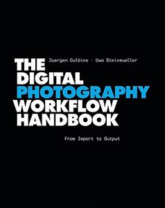 The Digital Photography Workflow Handbook (Hardcover)-cover