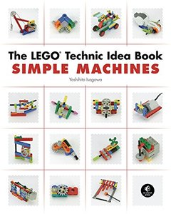 The LEGO Technic Idea Book: Simple Machines (Paperback)-cover