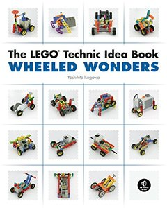 The LEGO Technic Idea Book: Wheeled Wonders (Paperback)-cover