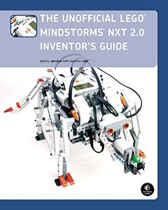 The Unofficial LEGO MINDSTORMS NXT 2.0 Inventor's Guide, 2/e (Paperback)-cover