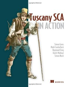 Tuscany SCA in Action (Paperback)