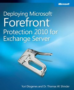 Deploying Microsoft Forefront Protection 2010 for Exchange Server (Paperback)-cover