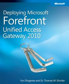 Deploying Microsoft Forefront Unified Access Gateway 2010 (Paperback)-cover