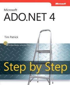 Microsoft ADO.NET 4 Step by Step (Paperback)-cover