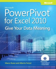 Microsoft PowerPivot for Excel 2010: Give Your Data Meaning (Paperback)-cover