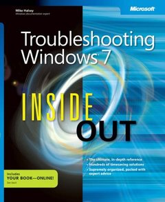 Troubleshooting Windows 7 Inside Out : The ultimate, in-depth troubleshooting reference (Paperback)-cover