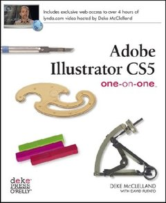 Adobe Illustrator CS5 One-on-One (Paperback)-cover