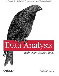 Data Analysis with Open Source Tools (Paperback)-cover