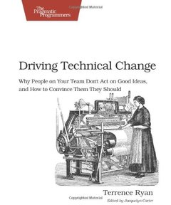 Driving Technical Change (Paperback)-cover