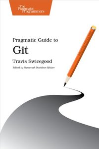 Pragmatic Guide to Git (Paperback)-cover