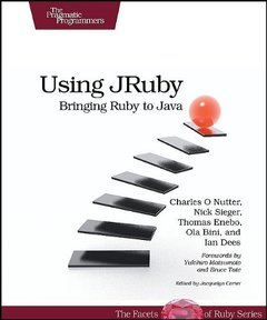 Using JRuby: Bringing Ruby to Java (Paperback)-cover