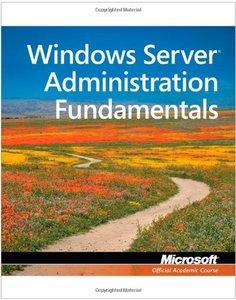 98-365: Windows Server Administration Fundamentals-cover