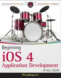 Beginning iOS 4 Application Development (Paperback)-cover