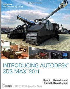 Introducing Autodesk 3ds Max 2011 (Paperback)-cover