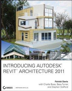 Introducing Autodesk Revit Architecture 2011 (Paperback)-cover