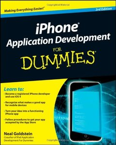 iPhone Application Development For Dummies, 3/e (Paperback)-cover