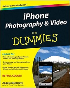 iPhone Photography and Video For Dummies (Paperback)
