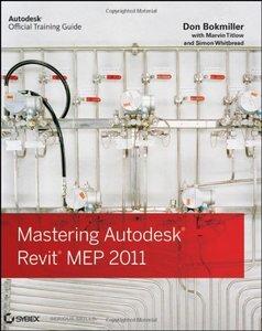 Mastering Autodesk Revit MEP 2011 (Paperback)-cover