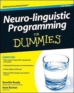 Neuro-linguistic Programming For Dummies, 2/e (Paperback)-cover
