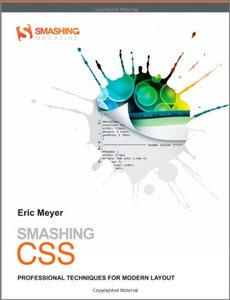 Smashing CSS: Professional Techniques for Modern Layout (Paperback)-cover