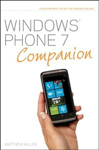 Windows Phone 7 Companion (Paperback)-cover