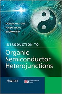 Introduction to Organic Semiconductor Heterojunctions (Hardcover)-cover