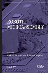 Robotic Micro-Assembly (Hardcover)-cover