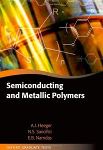 Semiconducting and Metallic Polymers (Hardcover)-cover