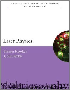Laser Physics (Paperback)-cover