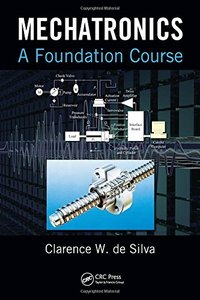 Mechatronics: A Foundation Course (Hardcover)-cover