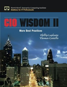 CIO Wisdom II (Paperback)