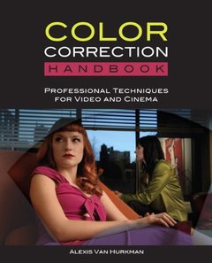 Color Correction Handbook: Professional Techniques for Video and Cinema (Paperback)-cover